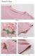 蓮の花刺繍ポケットワンピース
