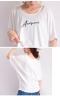 ドルマンロゴTシャツ