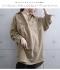 太コーデュロイオーバーサイズシャツ
